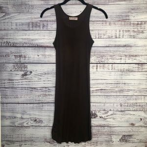 Michael Stars Tank Top | OS Fits Most | Brown
